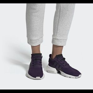 Adidas Women's Sneakers Legend Purple/White